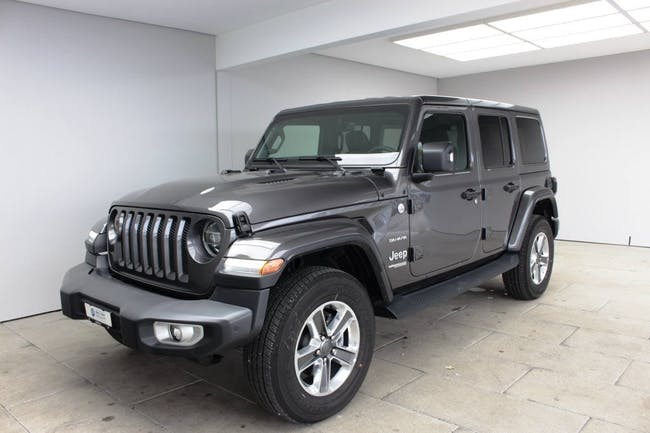 suv Jeep Wrangler 2.2 MultiJet Sahara Unlimited