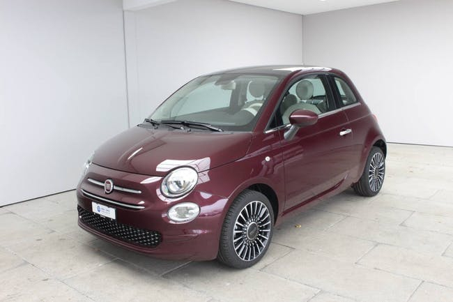 cabriolet Fiat 500 0.9 T TwinAir Lounge