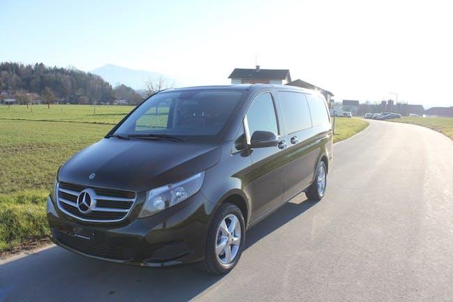 van Mercedes-Benz V-Klasse V 250 d lang 4Matic 7G-Tronic 8 Sitzer