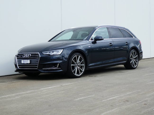 estate Audi A4 2.0 TDI 190 Sport quat. STr
