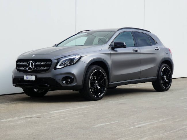 suv Mercedes-Benz GLA-Klasse GLA 200 Night Star