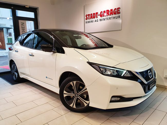 saloon Nissan Leaf e+ Tekna 62 kWh (incl. Batterie)