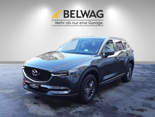 suv Mazda CX-5 2.0/165 Ambition 4x4