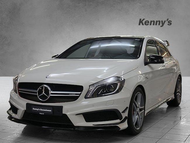 saloon Mercedes-Benz A-Klasse A 45 AMG 4Matic