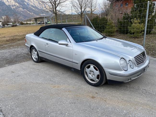 cabriolet Mercedes-Benz CLK -Klasse A208 Cabrio CLK 230 Komp.
