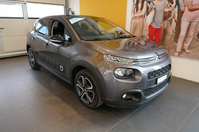 saloon Citroën C3 1.2i PureTech Shine EAT6