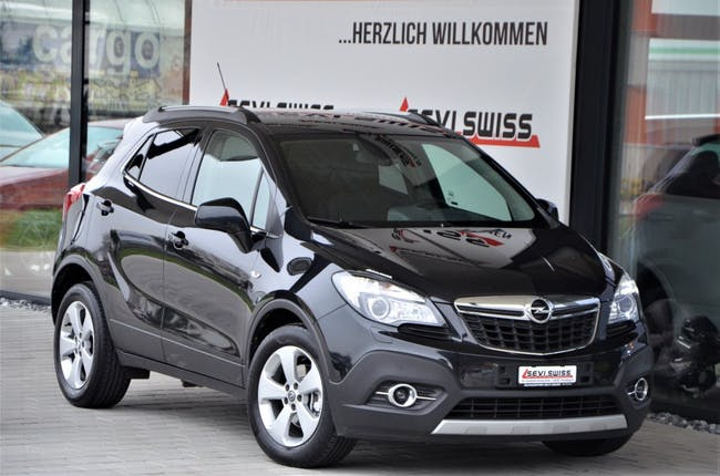 suv Opel Mokka 1.4i 16V Turbo Cosmo 4WD
