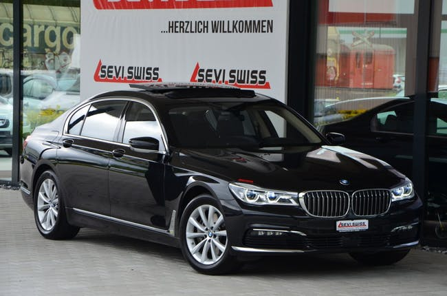 saloon BMW 7er 730Ld xDrive Steptronic