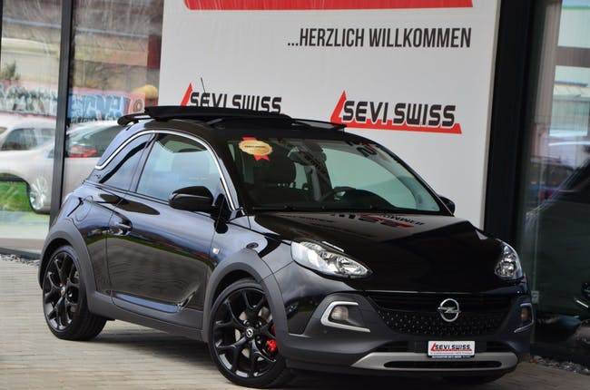 saloon Opel Adam 1.4 Turbo ROCKS S