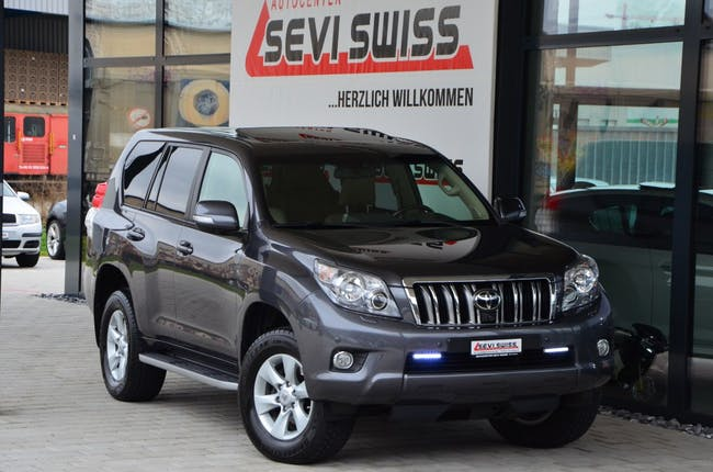 suv Toyota Land Cruiser 4.0 V6 Linea Sol Premium Automatic