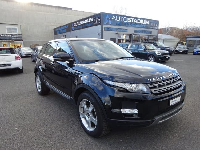 suv Land Rover Range Rover Evoque 2.0 Si4 Prestige AT6