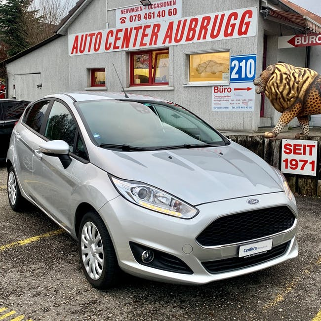 saloon Ford Fiesta 1.0 EcoB 100 Freetech