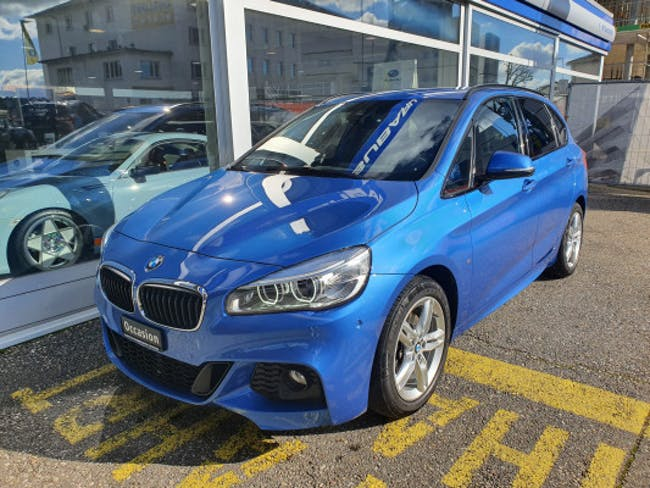 van BMW 2er 218d xDrive ActiveTMSport