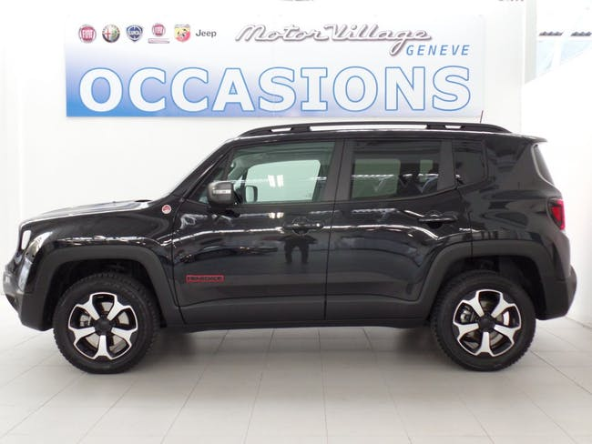 suv Jeep Renegade 2.0 MJ Trailhawk AWD + Low Range 9ATX