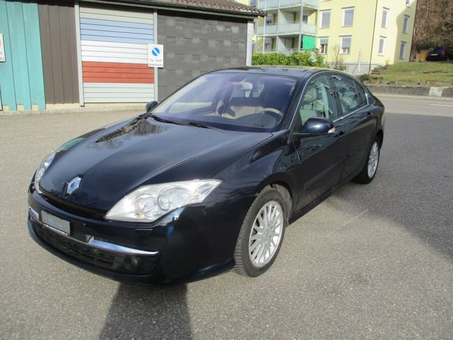 saloon Renault Laguna 2.0 16V T Initiale Automatic