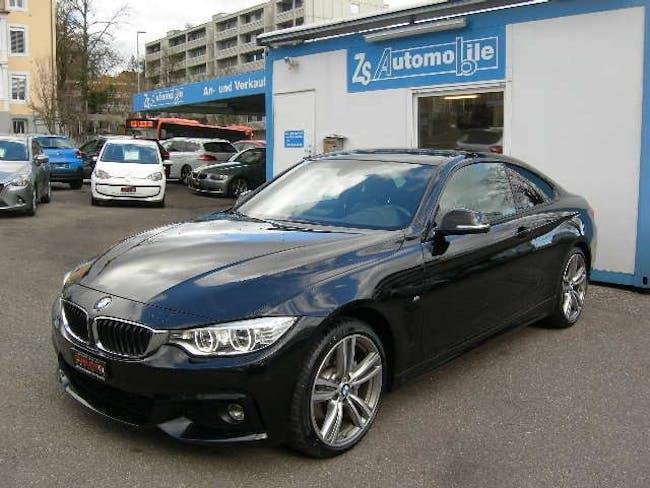 coupe BMW 4er 435d Coupé xDrive Sport Line Steptronic