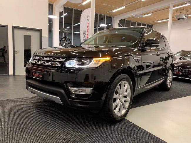 suv Land Rover Range Rover Sport 3.0 V6 SC HSE Dynamic Automatic