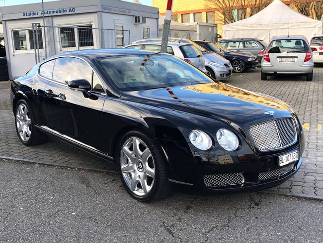 coupe Bentley Continental GT 6.0 MULLINER
