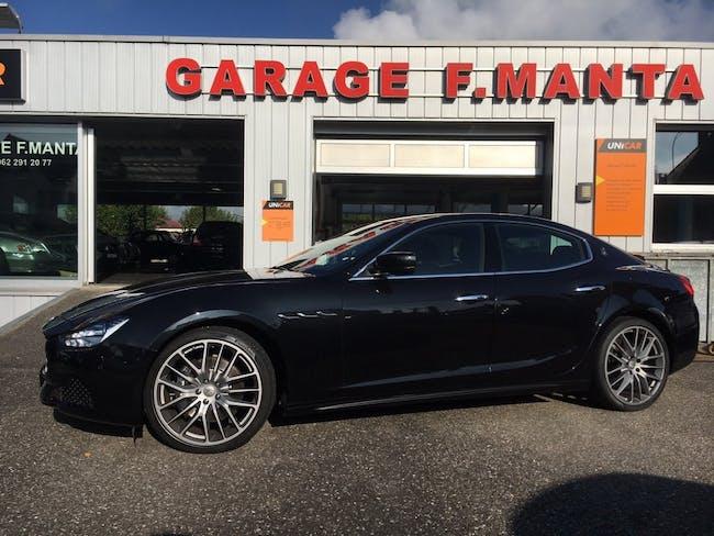 saloon Maserati Ghibli 3.0 V6 Automatica