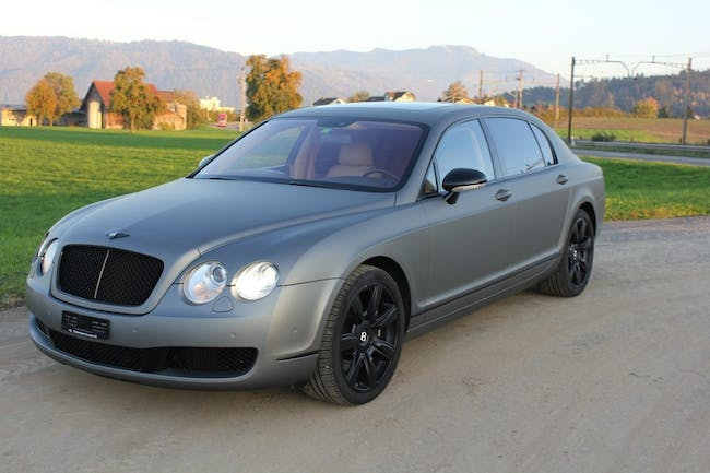 saloon Bentley Continental Flying Spur 6.0
