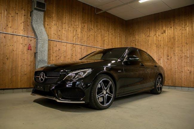 saloon Mercedes-Benz C-Klasse C 450 AMG 4Matic 7G-Tronic