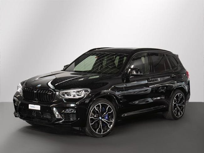 suv BMW X3 G01 M COMPETITION