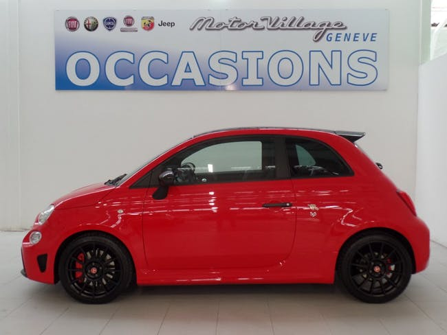 saloon Fiat 500 595 1.4 16V Turbo Abarth Comp 110° Anniv. Duologic