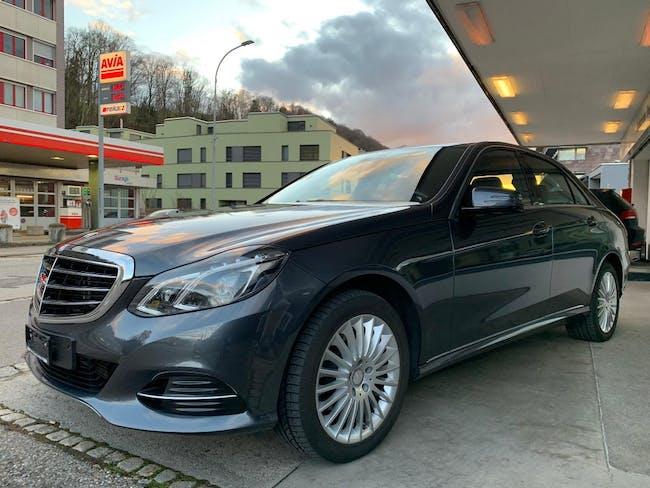 saloon Mercedes-Benz E-Klasse E 200 BlueTEC Elégance 7G-Tronic