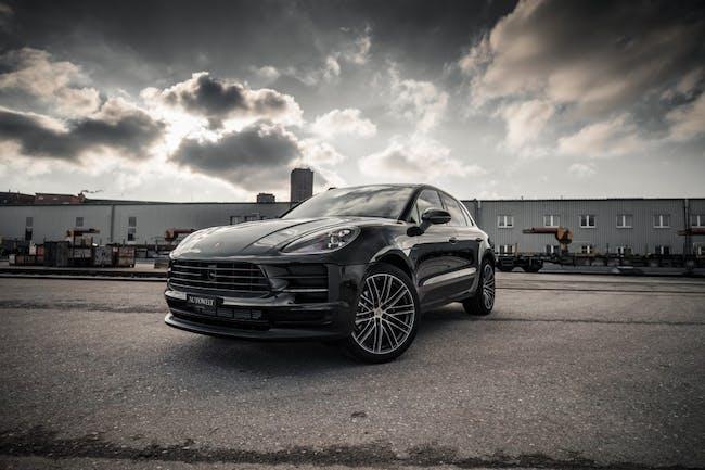 suv Porsche Macan PDK