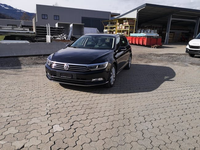estate VW Passat Variant 2.0 TDI BMT High. DSG 4Motion