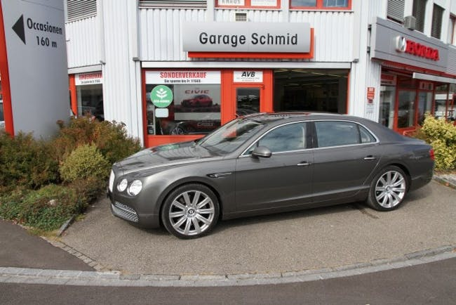 saloon Bentley Flying Spur 6.0