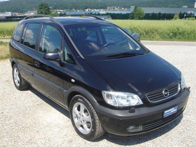 van Opel Zafira 2.2 DTi Comfort
