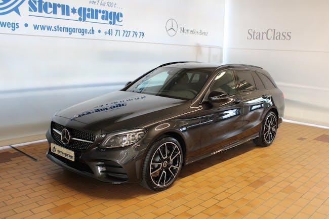 estate Mercedes-Benz C-Klasse C 220 d 4M Kombi Swiss Star AMG Line