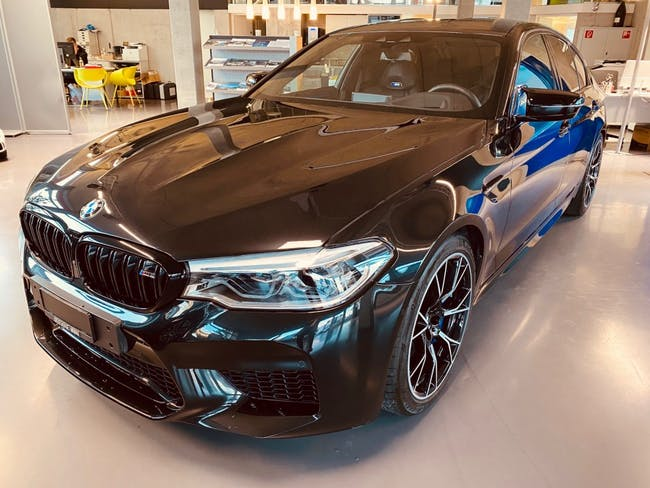 saloon BMW 5er M5 xDrive Competition Drivelogic