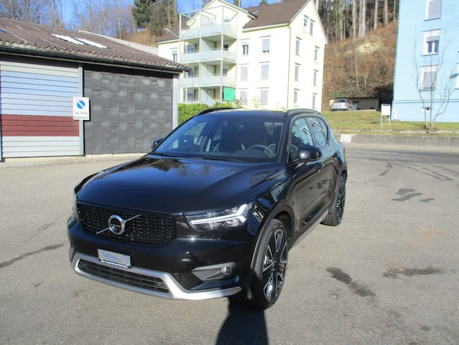 suv Volvo XC40 T5 AWD R-Design Geartronic