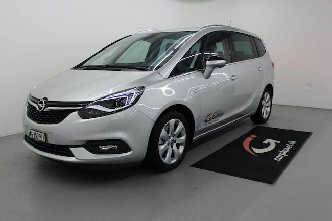 van Opel Zafira 1.6T AT Excellence