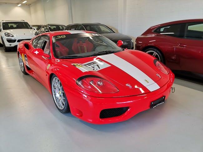 coupe Ferrari 360 F360 CHALLENGE
