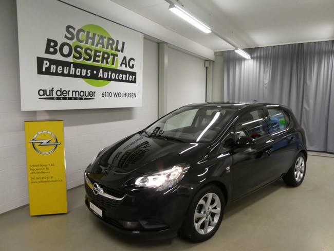 saloon Opel Corsa 1.0 Turbo eTEC 120 Years S/S