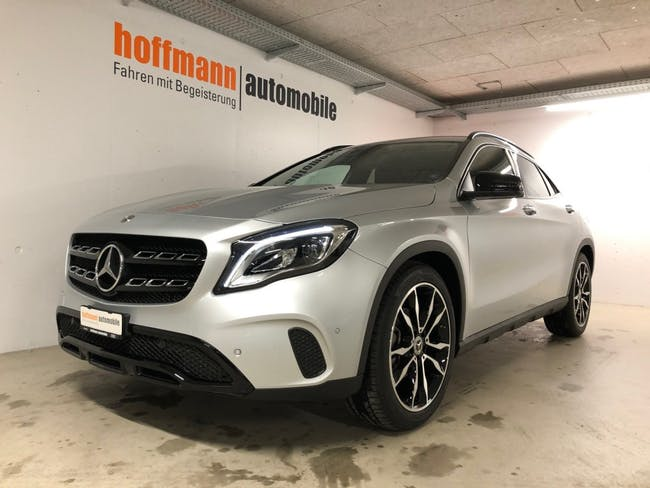 suv Mercedes-Benz GLA-Klasse GLA 200 7G-DCT