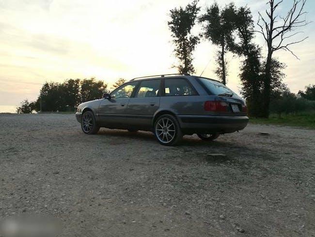 estate Audi 100 C4 2.8 V6 Quattro ab MFK