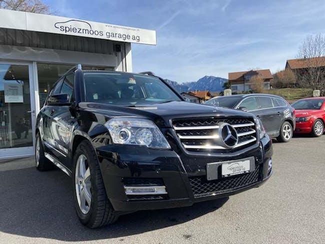 suv Mercedes-Benz GLK-Klasse X204 GLK 250 CDI BlueEF 4mati