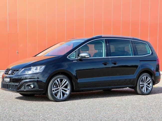 van SEAT Alhambra 2.0TDI SWISS FR 4Drive