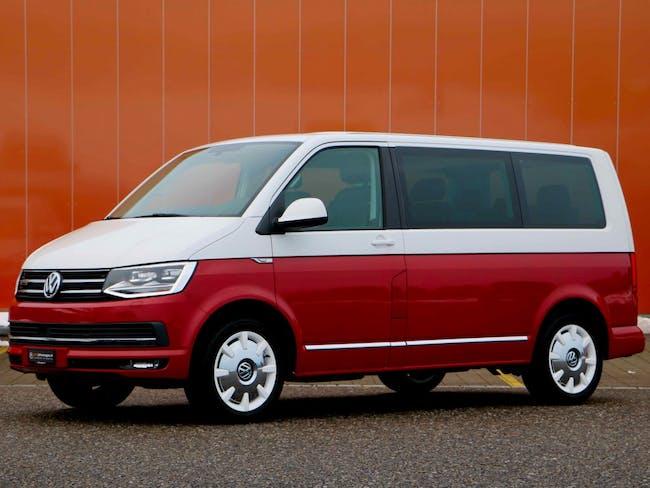 van VW T6 Multivan 2.0 Bi-TDI Comfort. Gen. Six 4Mot. DSG