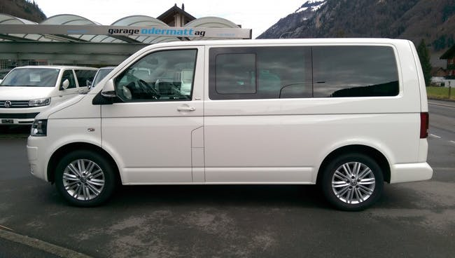 bus VW T5 Multivan 2.0 TDI CR Family Cup