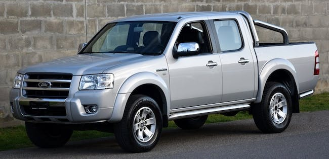 suv Ford Ranger Limited 3.0 TDCi 4x4