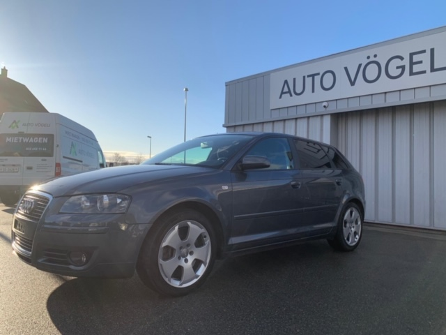 saloon Audi A3 Sportback 3.2 V6 Ambition quat.