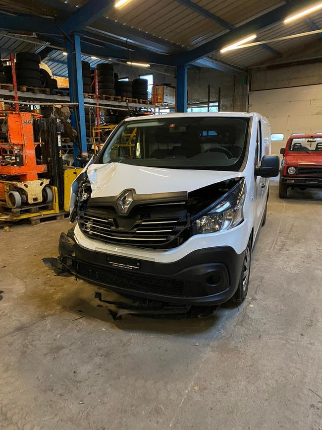 van Renault Trafic 1.6 dCi 115 2.9t Acces L1H1