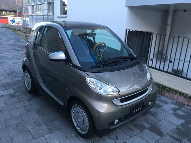 saloon Smart Fortwo limited two softouch