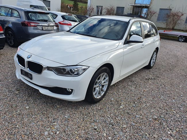 estate BMW 3er 318d xDrive Touring