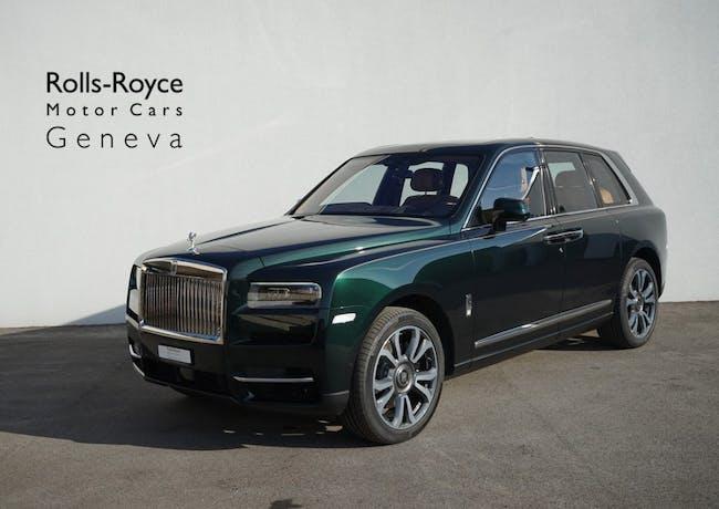 suv Rolls Royce Cullinan 6.7 V12